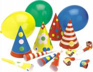 Klaun - party set 16ks