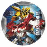 Talíře Transformers 23 cm