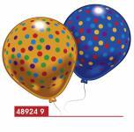 Balónky konfety, 8 ks