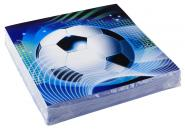 Fotbal ubrousky 20 ks