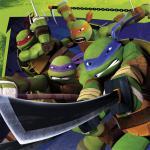 Želvy Ninja ubrousky 20ks