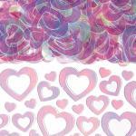 Konfety srdce Iridescent 14 g