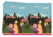 Máša a medvěd ubrus