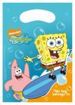 Sponge Bob Surfing taška 6ks