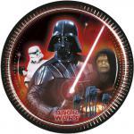 Star Wars talíře 8ks 23cm