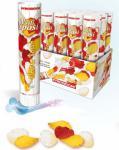 Vystřelovací konfety - květy mix barev 30cm