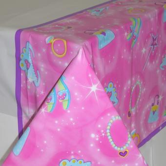 Plastový ubrus Princess 137 cm x 259 cm