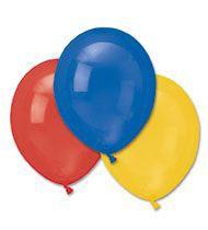 Balónky G150/80 – pastelová mix barev, 50 ks