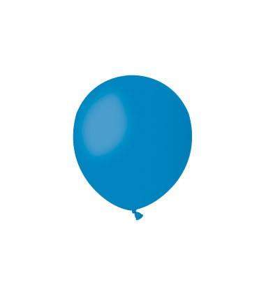 Balónky A50/10 – pastelová modrá, 1 ks